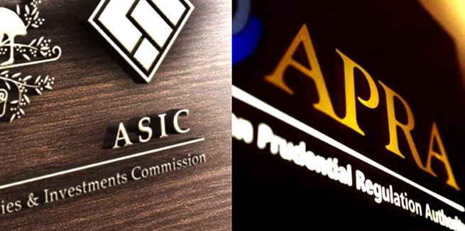 Consultation of cooperation and information sharing between ASIC and APRA